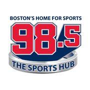 תחנת רדיו בבוסטון - 98.5 The Sports Hub (ספורט)